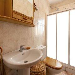 Отель Oasis ванная