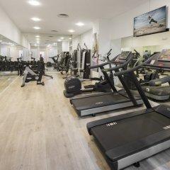 Отель Holiday Inn Madrid - Calle Alcala фитнесс-зал
