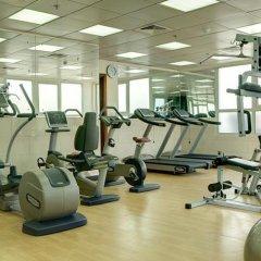 Отель Fortune Grand Hotel Apartments ОАЭ, Дубай - 3 отзыва об отеле, цены и фото номеров - забронировать отель Fortune Grand Hotel Apartments онлайн фитнесс-зал фото 4
