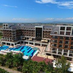 Отель Glamour Resort & Spa - All Inclusive бассейн