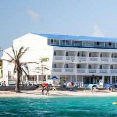 Отель Bahía Sardina Колумбия, Сан-Андрес - отзывы, цены и фото номеров - забронировать отель Bahía Sardina онлайн пляж фото 2