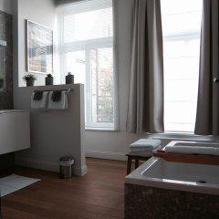 Отель de Voorplaats Бельгия, Брюгге - отзывы, цены и фото номеров - забронировать отель de Voorplaats онлайн ванная