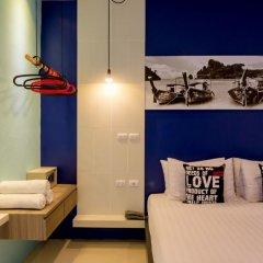 Отель The Journey Patong ванная фото 2