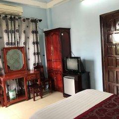 Hong Thien Backpackers Hotel удобства в номере
