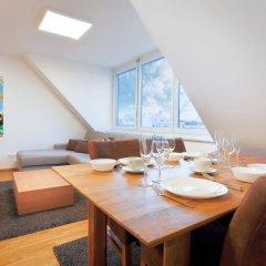 Отель SKY9 Penthouse Apartments Австрия, Вена - отзывы, цены и фото номеров - забронировать отель SKY9 Penthouse Apartments онлайн комната для гостей