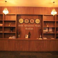 Отель Best Western Plus Ibadan развлечения