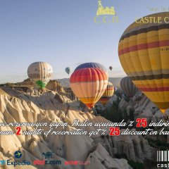 Castle Cave House Турция, Гёреме - 4 отзыва об отеле, цены и фото номеров - забронировать отель Castle Cave House онлайн спортивное сооружение