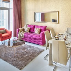 Отель Luxury Staycation - Continental Tower комната для гостей фото 5
