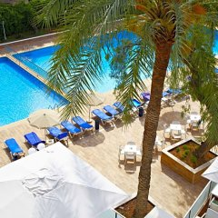 Hotel Joan Miró Museum пляж