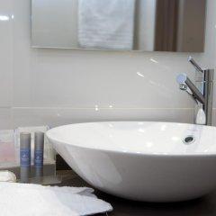 Отель Martins Brussels EU Бельгия, Брюссель - 2 отзыва об отеле, цены и фото номеров - забронировать отель Martins Brussels EU онлайн ванная фото 2