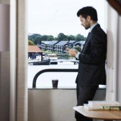 Отель Copenhagen Admiral Hotel Дания, Копенгаген - 3 отзыва об отеле, цены и фото номеров - забронировать отель Copenhagen Admiral Hotel онлайн балкон
