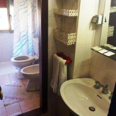 Hotel Eliseo Джардини Наксос ванная фото 2