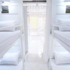 Отель NapPark Hostel Таиланд, Бангкок - отзывы, цены и фото номеров - забронировать отель NapPark Hostel онлайн комната для гостей фото 3