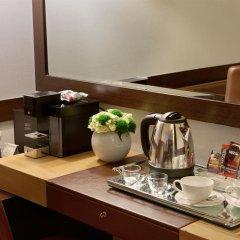 Отель Starhotels Ritz Италия, Милан - 9 отзывов об отеле, цены и фото номеров - забронировать отель Starhotels Ritz онлайн удобства в номере фото 2