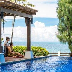 Отель The Emerald Beach Villa 4 Таиланд, Самуи - отзывы, цены и фото номеров - забронировать отель The Emerald Beach Villa 4 онлайн бассейн фото 2