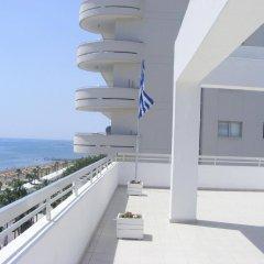Sun Hall Beach Hotel Apts. in Larnaca, Cyprus from 70$, photos, reviews - zenhotels.com beach