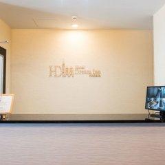 Отель OYO 44789 Dream Inn Hakata Хаката интерьер отеля
