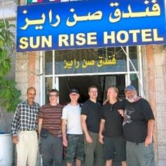 Sun Rise Hotel фото 10