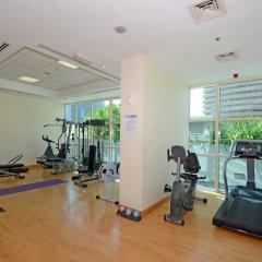 Отель KOH - Yacht Bay фитнесс-зал фото 2