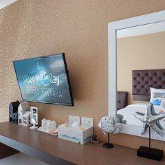 Отель Villa Pool Lay Resort Pattaya удобства в номере