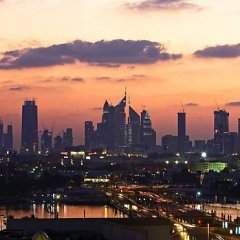 Отель Pullman Dubai Creek City Centre Residences пляж фото 2