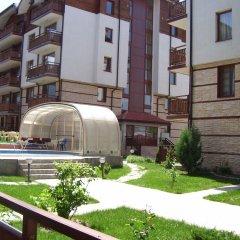 Апартаменты Four Leaf Clover Apartments to Rent Банско балкон