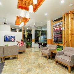 Отель Kaani Village & Spa интерьер отеля фото 2
