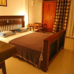 Отель Mamas Coral Beach Hotel & Restaurant Шри-Ланка, Хиккадува - отзывы, цены и фото номеров - забронировать отель Mamas Coral Beach Hotel & Restaurant онлайн комната для гостей фото 4