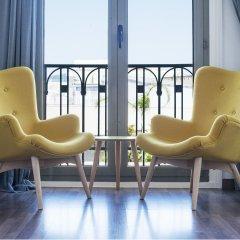 Отель Safestay Passeig de Gracia Испания, Барселона - отзывы, цены и фото номеров - забронировать отель Safestay Passeig de Gracia онлайн балкон