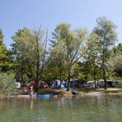 Отель Camping La Quiete Италия, Вербания - отзывы, цены и фото номеров - забронировать отель Camping La Quiete онлайн приотельная территория фото 4