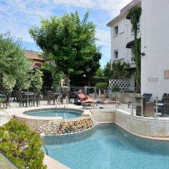 Отель Hôtel La Villa Cannes Croisette Франция, Канны - отзывы, цены и фото номеров - забронировать отель Hôtel La Villa Cannes Croisette онлайн бассейн фото 3