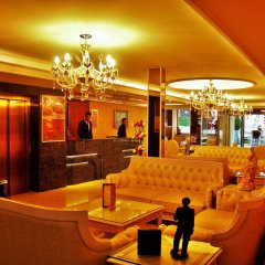 The Newport Hotel интерьер отеля