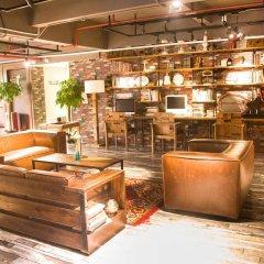 Отель James Joyce Coffetel (guangzhou exhibition center branch) гостиничный бар