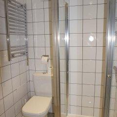 Отель CRESTFIELD Лондон ванная