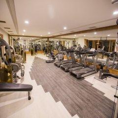 Transatlantik Hotel & Spa Кемер фитнесс-зал фото 2