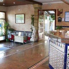 Hotel Comarruga Platja интерьер отеля фото 3