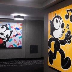Отель The Mayfair Hotel Los Angeles США, Лос-Анджелес - 9 отзывов об отеле, цены и фото номеров - забронировать отель The Mayfair Hotel Los Angeles онлайн фитнесс-зал фото 2