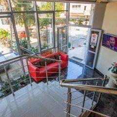 Гостиница Эллада интерьер отеля