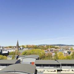Anker Hotel Осло приотельная территория фото 2