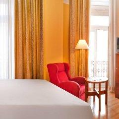 Отель NH Collection Madrid Gran Vía Испания, Мадрид - 1 отзыв об отеле, цены и фото номеров - забронировать отель NH Collection Madrid Gran Vía онлайн удобства в номере фото 2