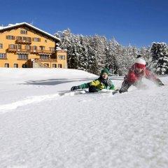 Отель Chesa Spuondas Швейцария, Санкт-Мориц - отзывы, цены и фото номеров - забронировать отель Chesa Spuondas онлайн спортивное сооружение