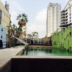 Отель CITICHIC Sukhumvit 13 Bangkok by Compass Hospitality бассейн фото 2