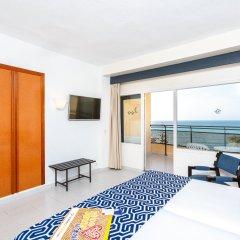 Отель Globales Gardenia Испания, Фуэнхирола - 1 отзыв об отеле, цены и фото номеров - забронировать отель Globales Gardenia онлайн комната для гостей фото 3