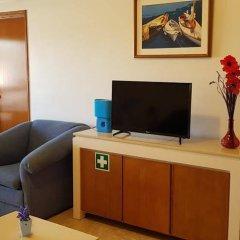 Отель Interpass Clube Praia Vau удобства в номере фото 2