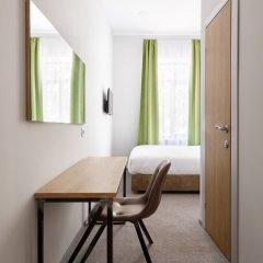 Гостиница Кустос Тверская комната для гостей фото 5