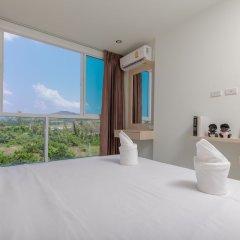 Отель JJAirportHotelCondominium For Rent 2 Таиланд, пляж Май Кхао - отзывы, цены и фото номеров - забронировать отель JJAirportHotelCondominium For Rent 2 онлайн балкон