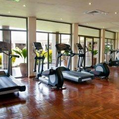 Отель The Royal Senchi Акосомбо фитнесс-зал
