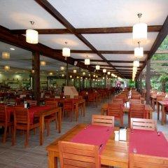 Отель Maya Golf Side - All Inclusive Сиде питание
