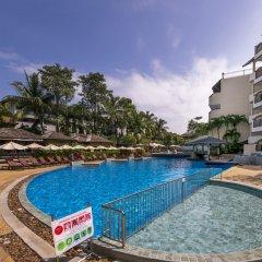 Отель Krabi La Playa Resort детские мероприятия фото 2