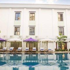Отель ÊMM Hotel Hue Вьетнам, Хюэ - отзывы, цены и фото номеров - забронировать отель ÊMM Hotel Hue онлайн бассейн фото 3